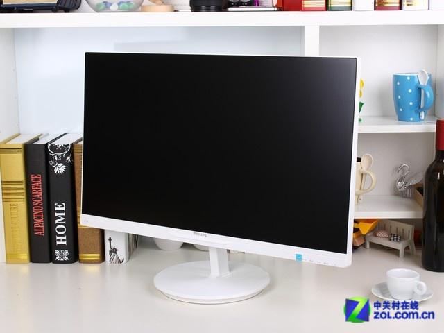 品味非同一般 现代32吋液晶大屏显示器