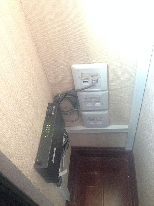 昆仑宾馆无线网络覆盖3
