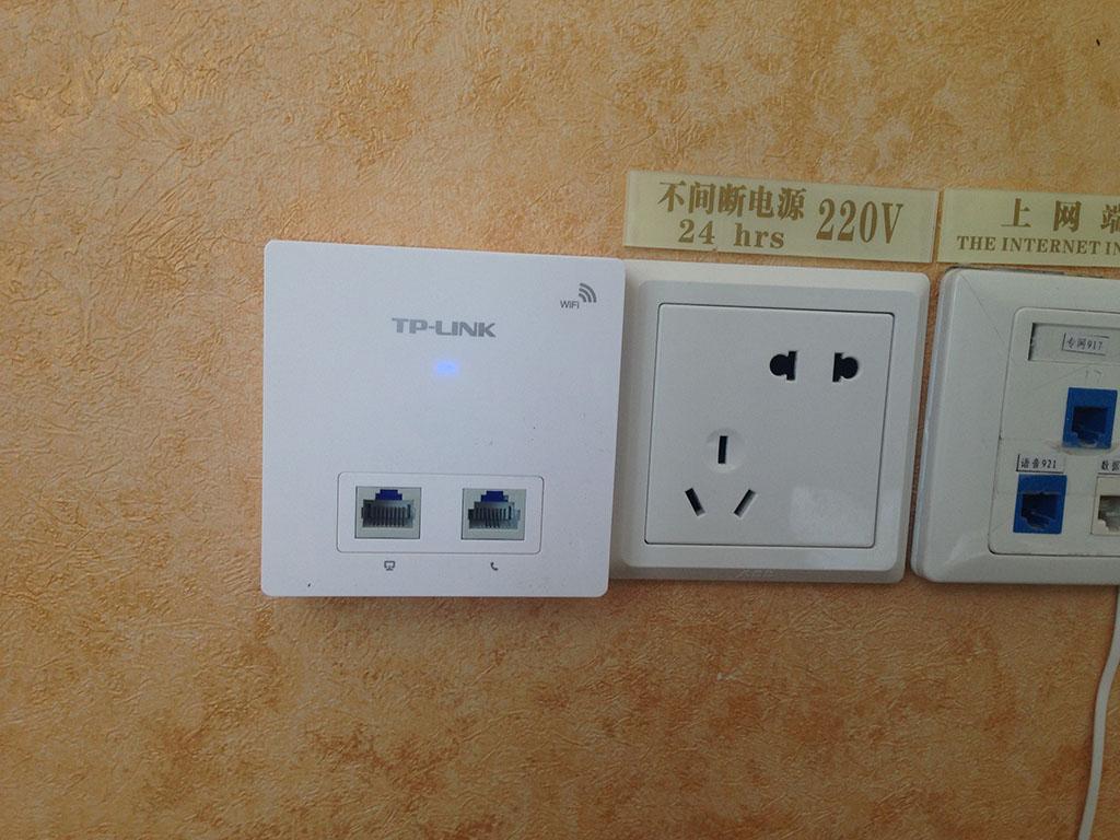 昆仑宾馆无线网络覆盖2